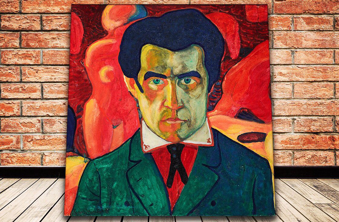 A biographical film about the artist Kasimir Malevich is going to be shot in Ukraine