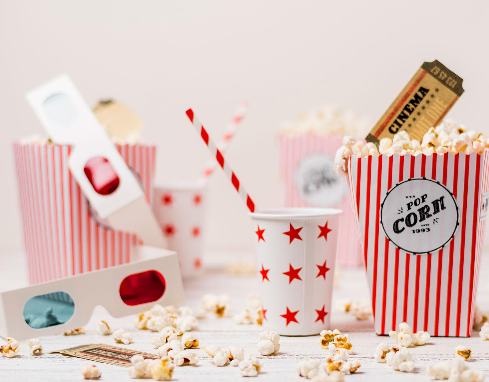 В Киеве прошел первый кинофестиваль «Кинобукет»