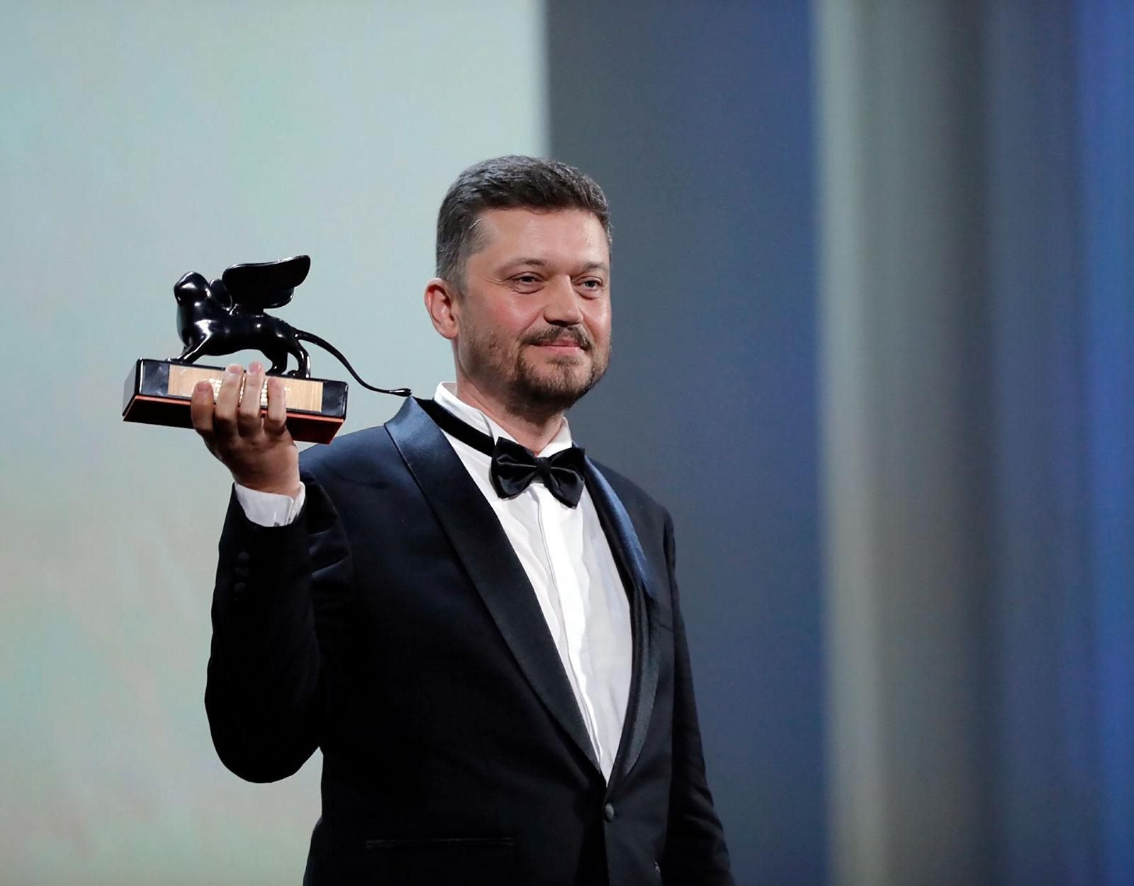 Украинский фильм «Атлантида» получил приз Венецианского кинофестиваля 2019