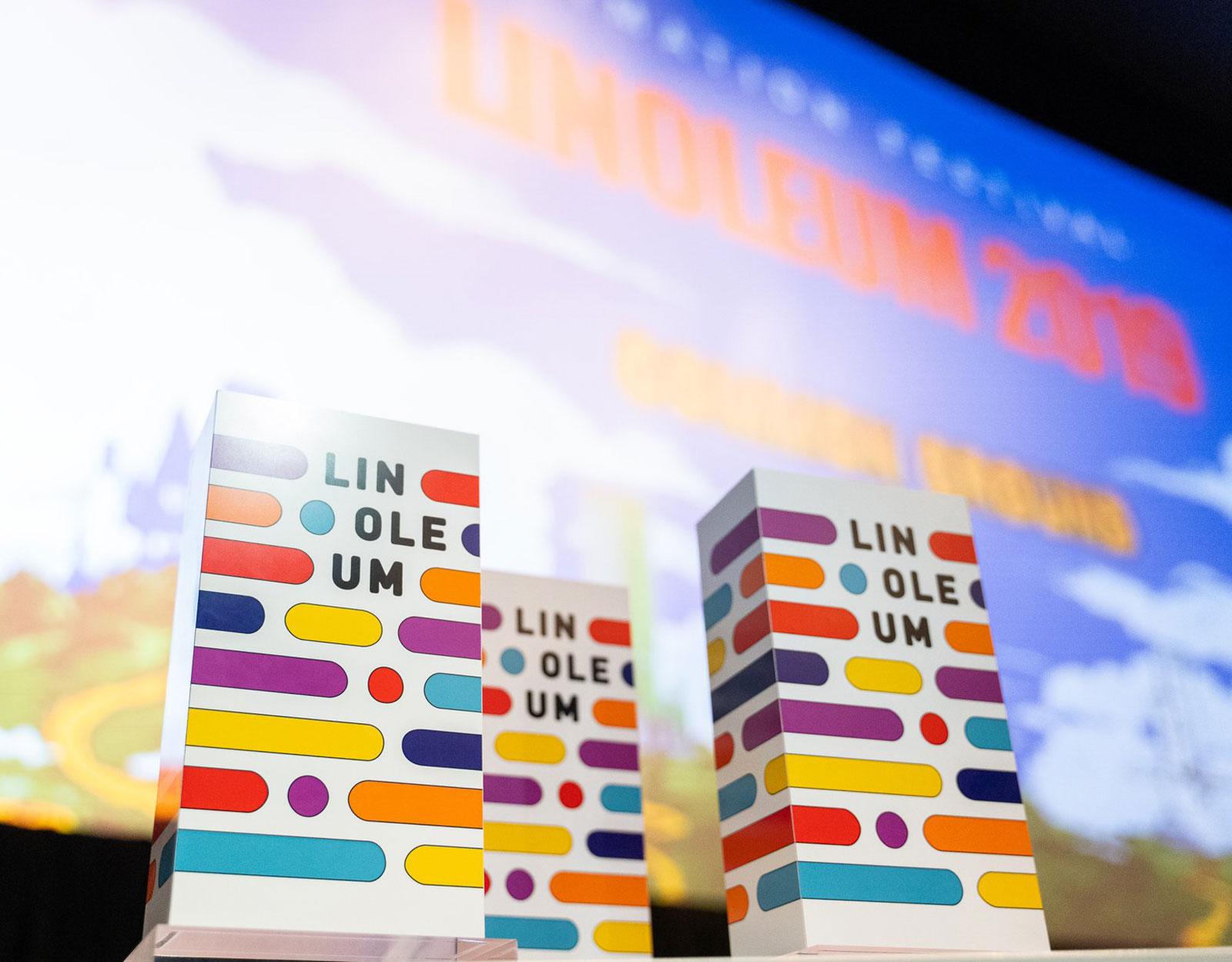 В Киеве прошел 6-й анимационный фестиваль LINOLEUM