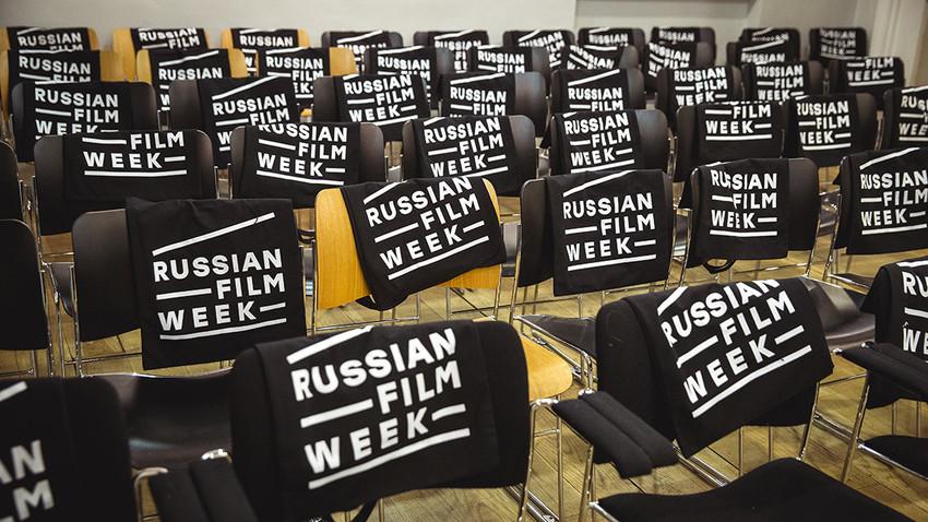 Фильмы Russian Film Week можно посмотреть онлайн