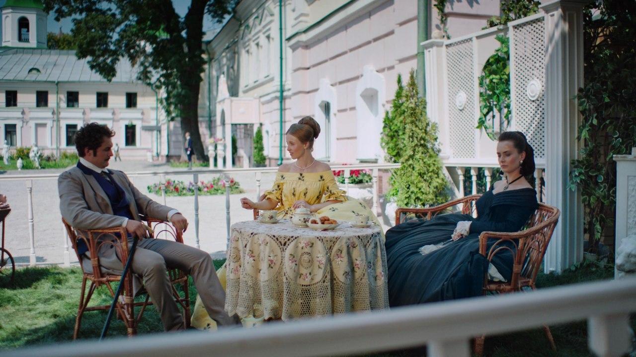 Испанский телеканал начинает показ украинского сериала «Крепостная»