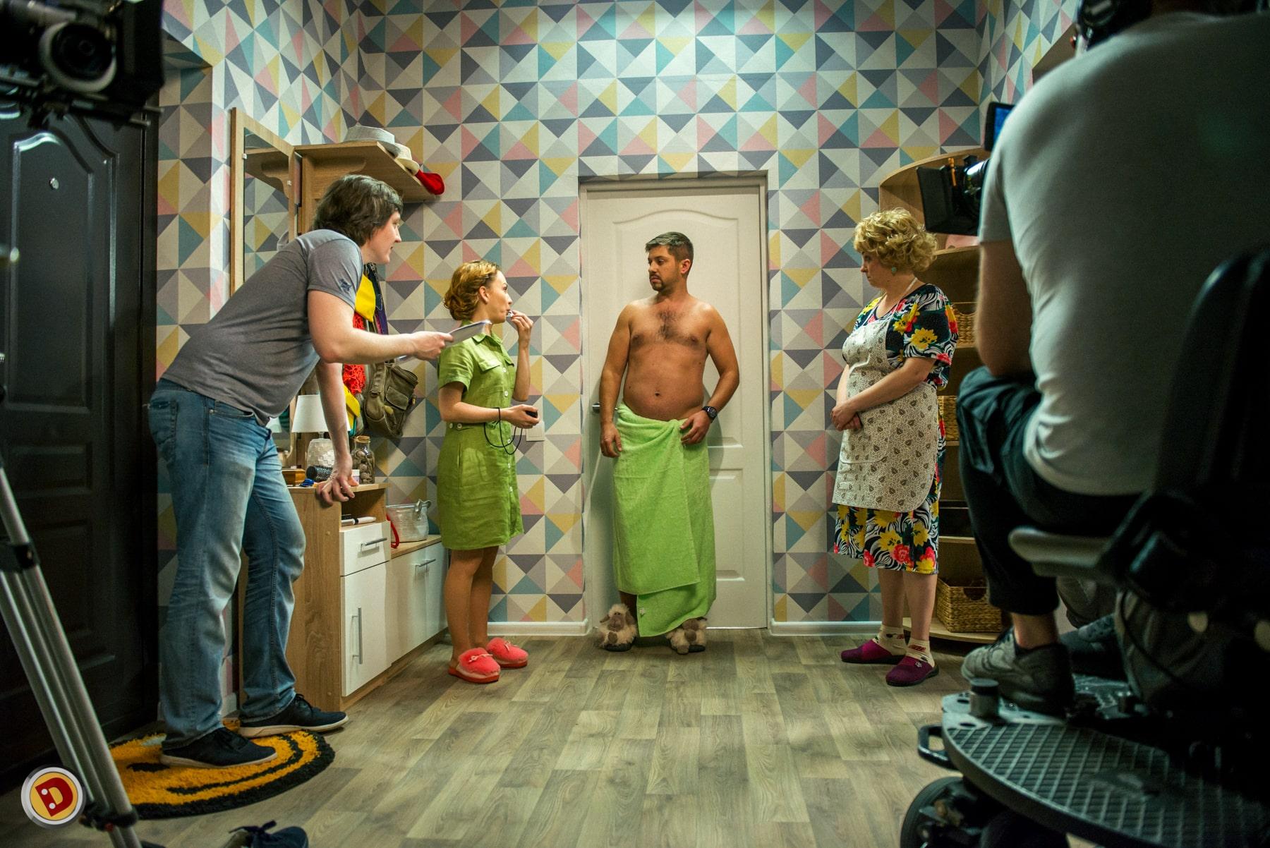 Сразу три премьеры от «Дизель Студио». 28 августа на ICTV
