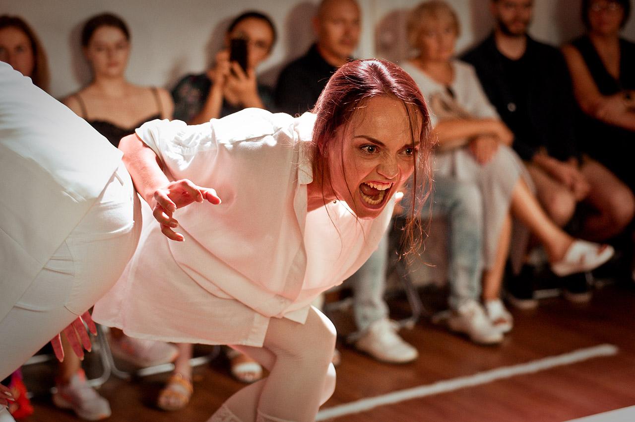 Старт актерского курса «Тело-Звук-Эмоции-Я» в Киеве. Первые отзывы