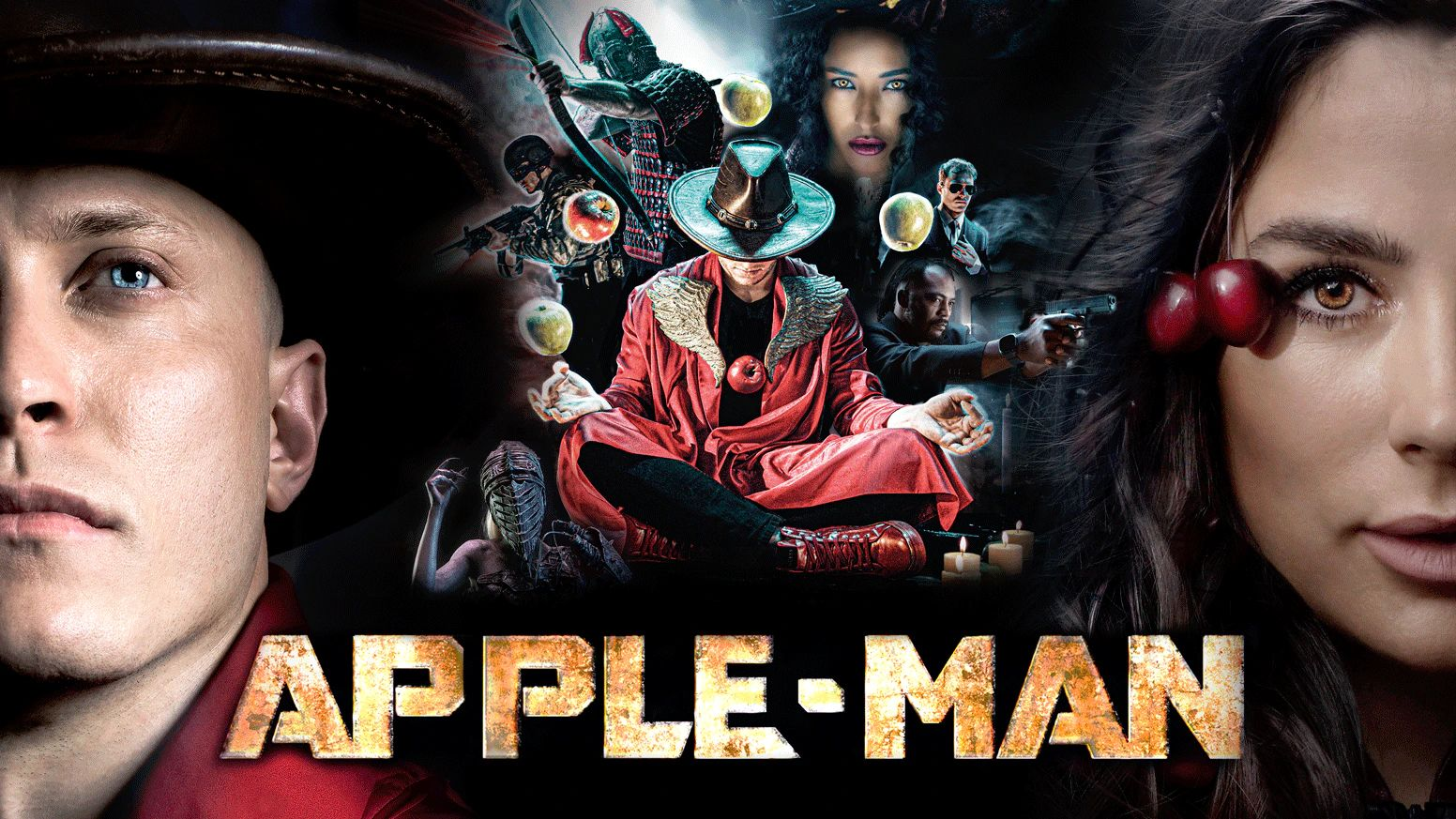 Украинский фильм «Apple-Man» собрал $120 000 на Kickstarter