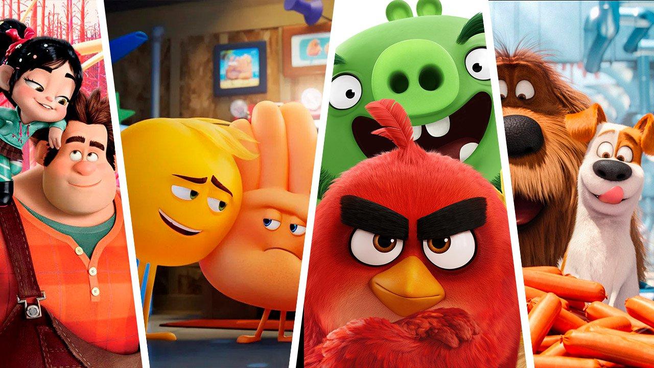 Подборка веселых мультфильмов для всей семьи