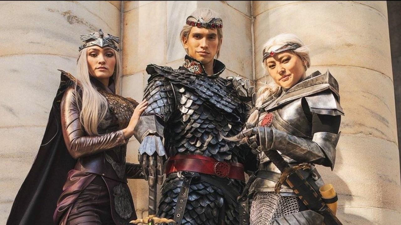 Сериал «Дом Дракона» — продолжение легендарного сериала «Игра престолов»