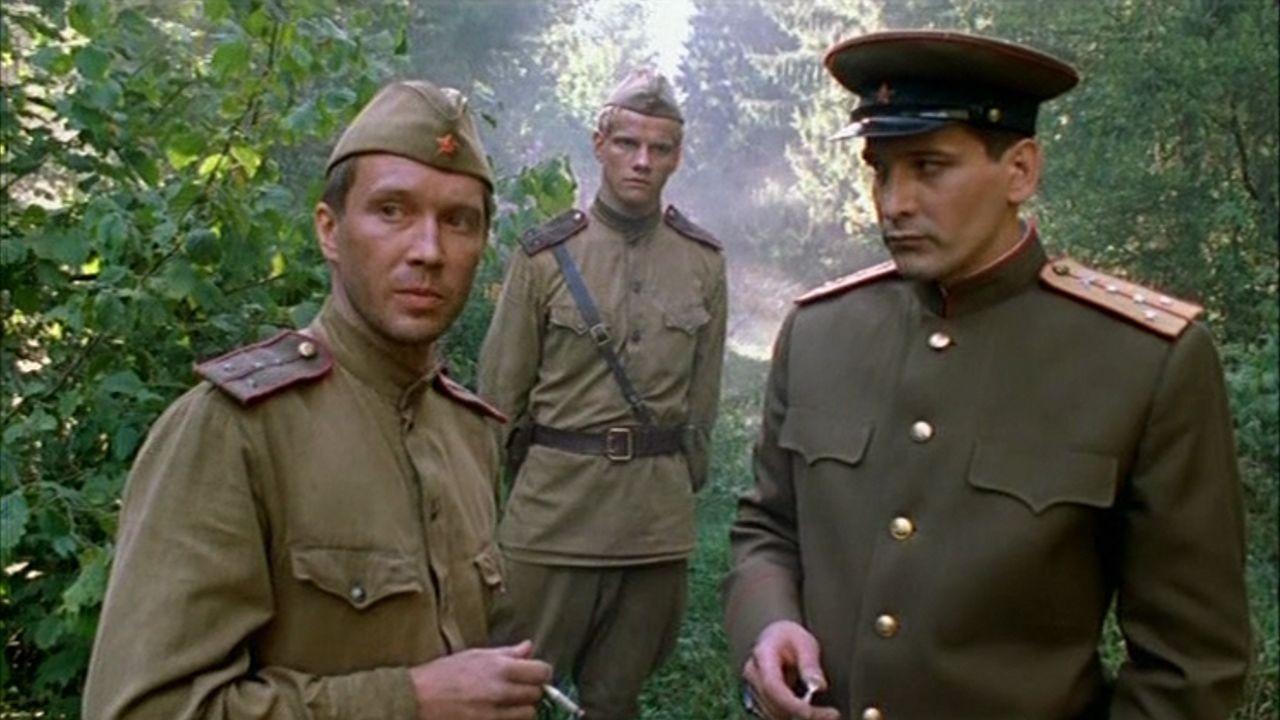Военная драма, детектив «В августе 44». Смотреть бесплатно онлайн в HD качестве