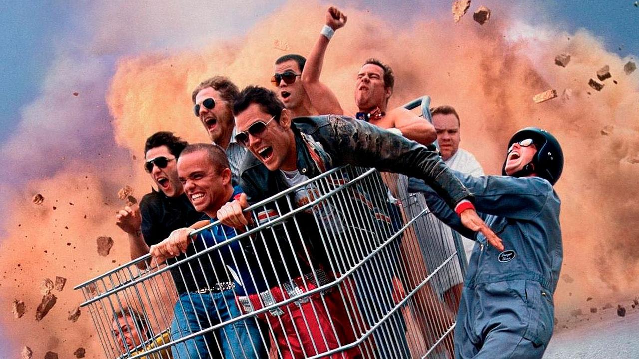 Четвёртая часть комедийного проекта «Чудаки» вернётся в кинотеатры в октябре