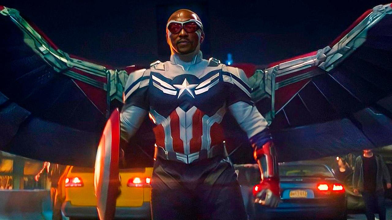 Disney утвердил Энтони Маки на роль нового Капитана Америки