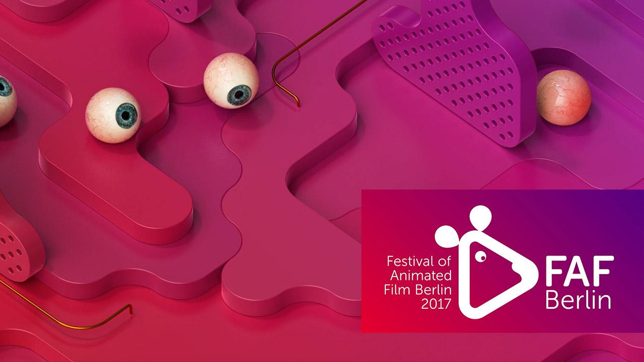 Трейлер анимационного фестиваля в Берлине FAF Berlin 2017