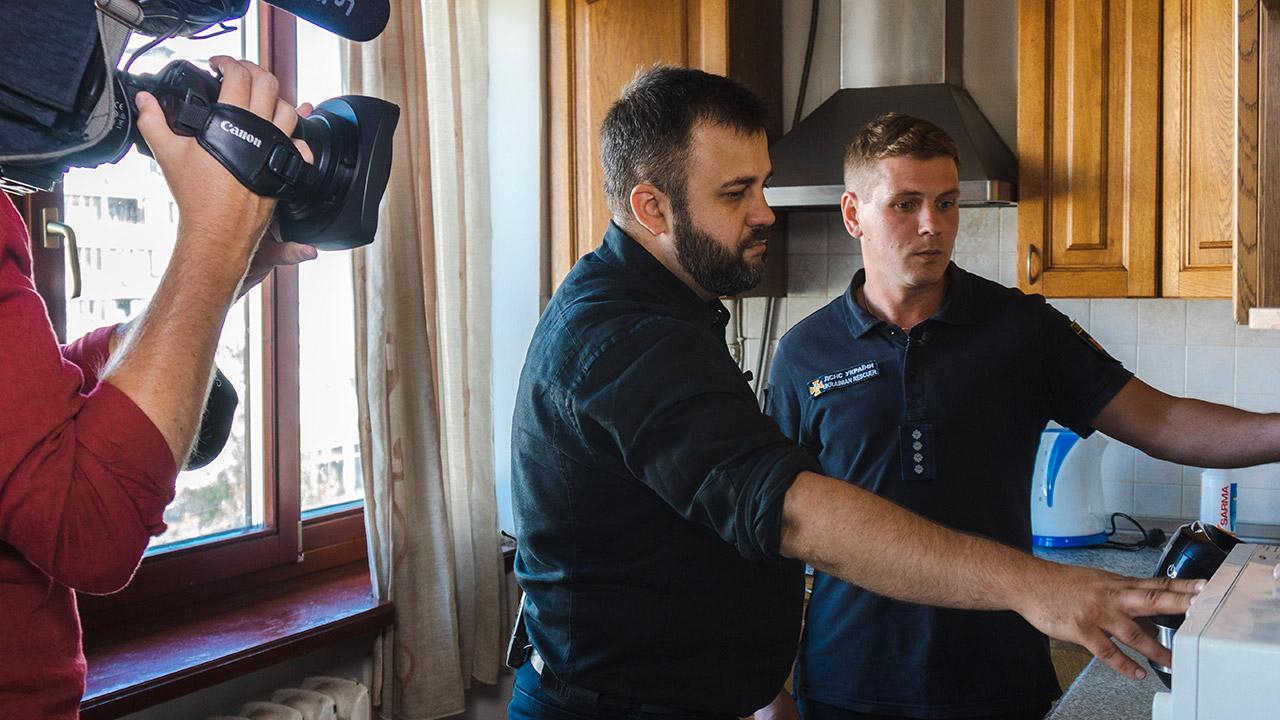 На ICTV премьера — проект расследований «Прихована небезпека»