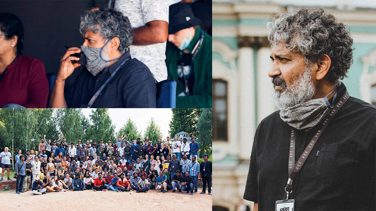 В Киеве завершились съемки RRR — нового блокбастера от самого кассового режиссера Индии