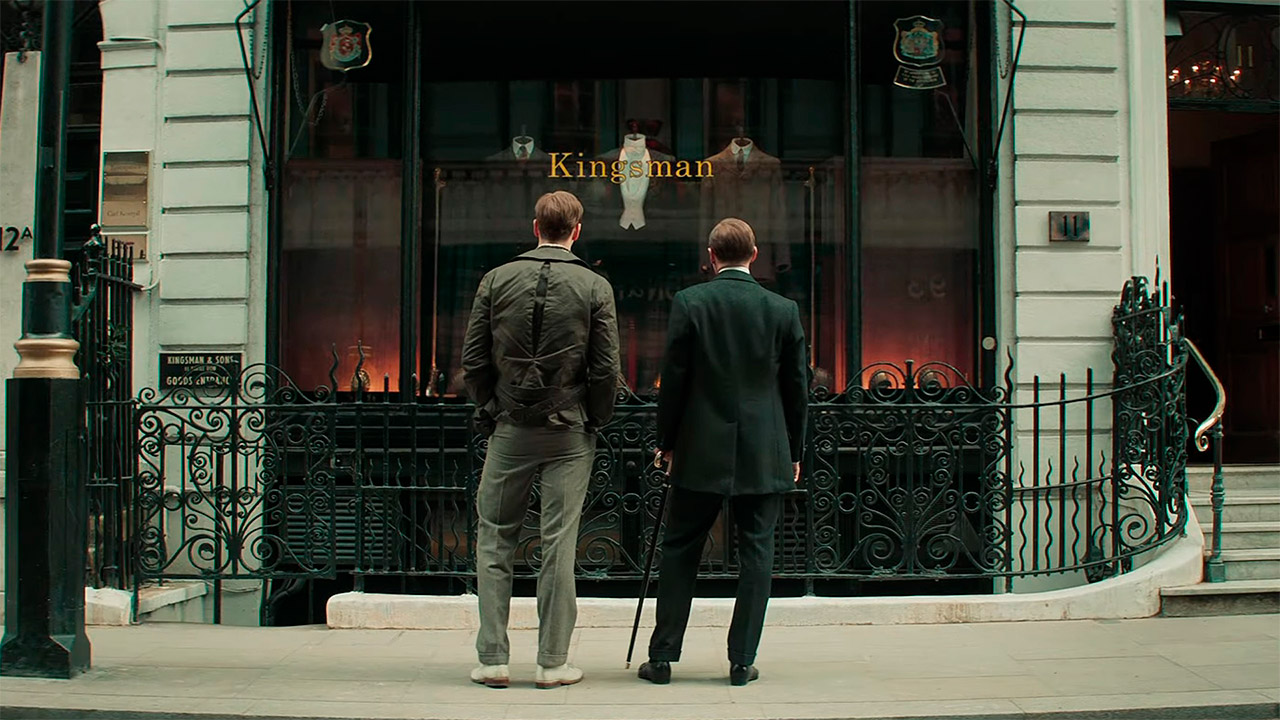 Трейлер приквела «King's Man: Начало» (2021)