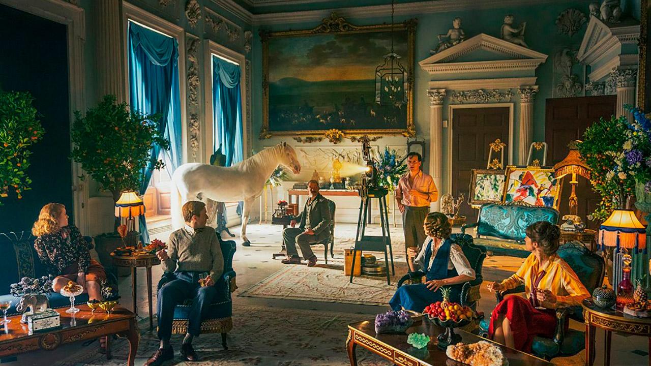 Премьера британского драматического мини-сериала «В поисках любви» на «Интере»