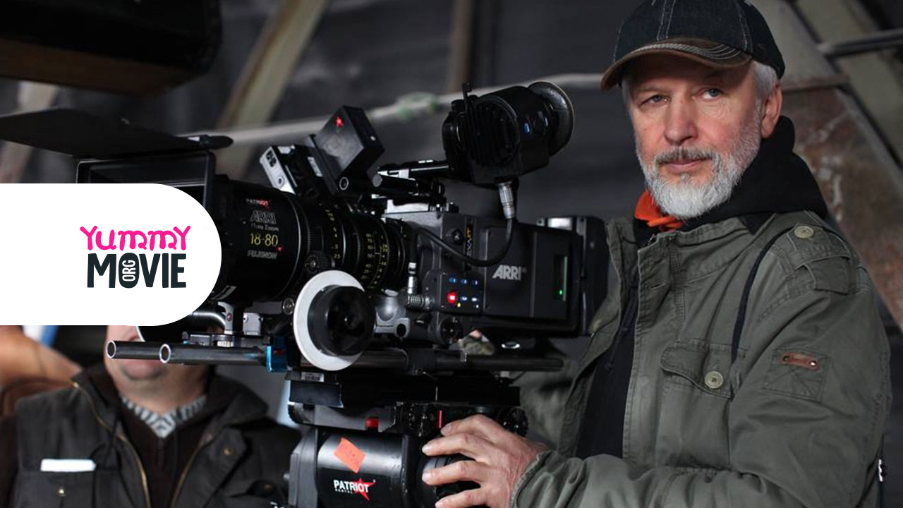Интервью с Виталием Запорожченко, известным украинским киноператором и фотографом