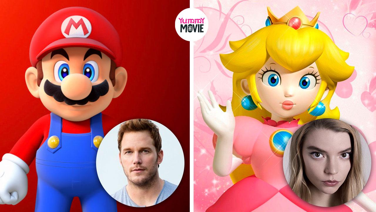 Супер Марио заговорит голосом Криса Прэтта в новом мультике от Сигэру Миямото. Премьера 21 декабря