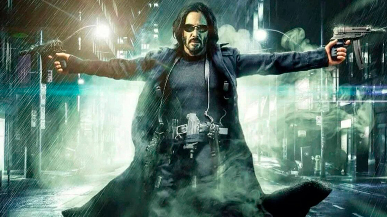 Трейлер к новой Матрице 4 «The Matrix Resurrections» (2021)