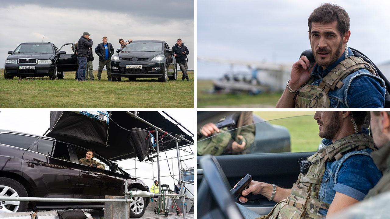 ICTV завершил съемки боевика «Штурм», который расскажет о работе специального подразделения СБУ