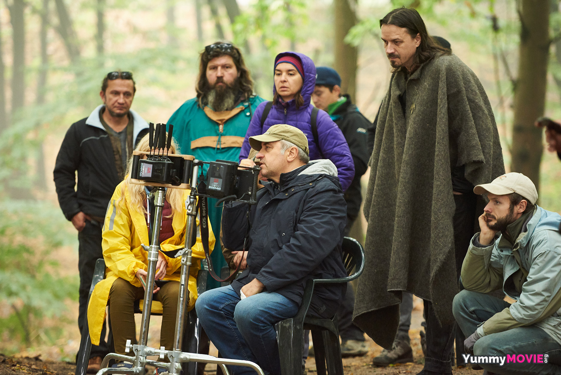 Легенди Чарівнолісся: Перший етап зйомок кіноказки завершено