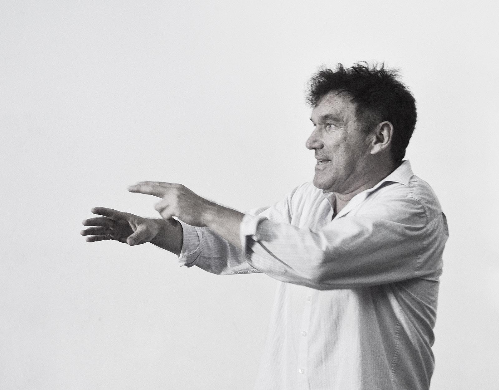 Німецький театральний режисер Маркус Ніден проведе семінар у Києві (12 та 13 жовтня)