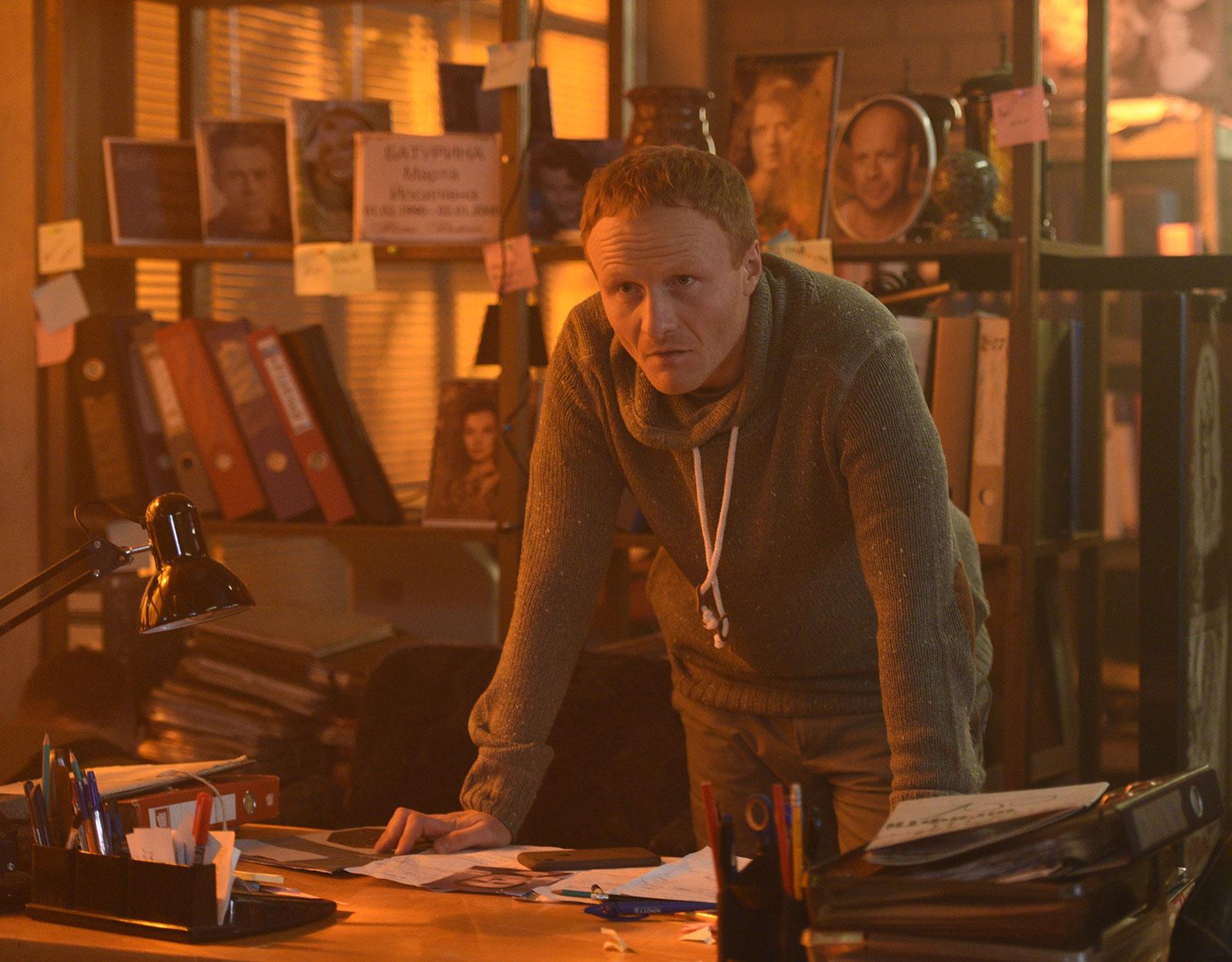 Фільм «Я працюю на цвинтарі» візьме участь у Варшавському кінофестивалі