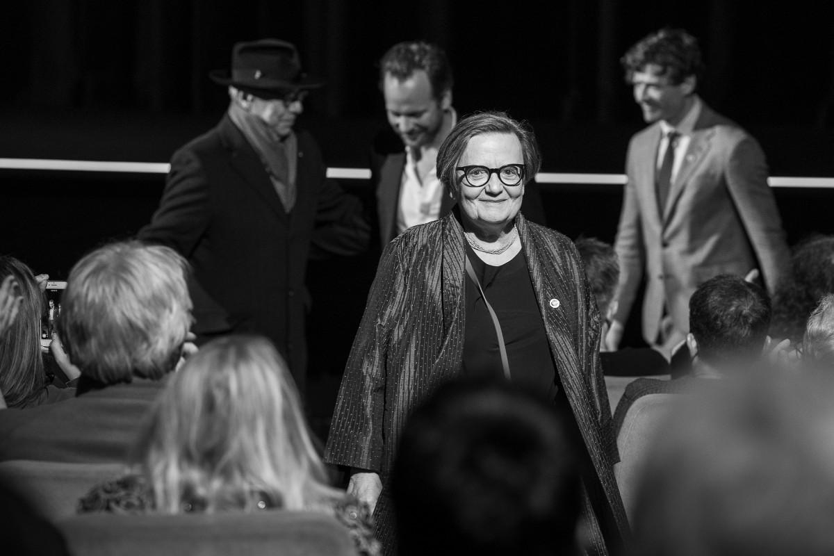 Режисерка Аґнєшка Голланд представить історичний трилер «Ціна правди» у Києві