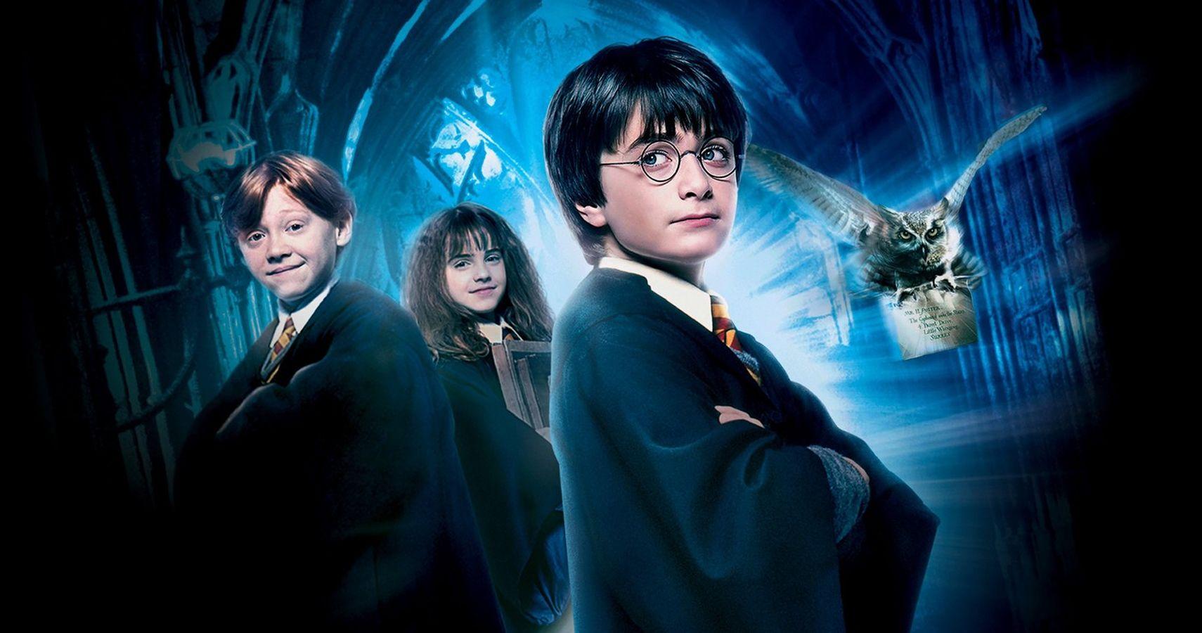 Фільми про Гаррі Поттера знову у кінотеатрах