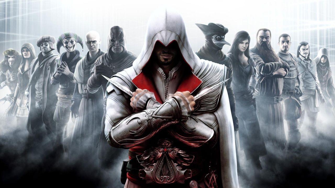 Ubisoft зніме серіал за мотивами Assassin's Creed для Netflix