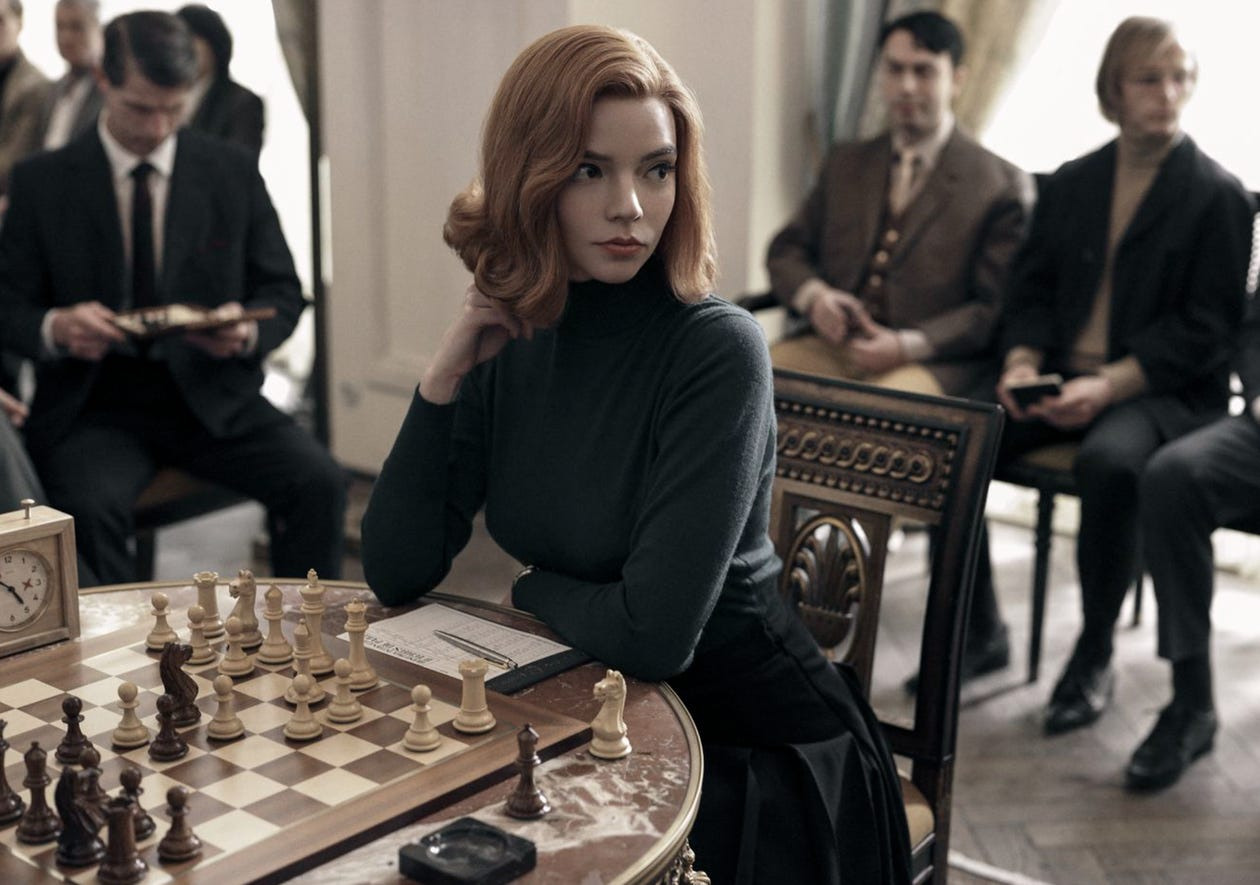 """Головний серіал осені: """"Хід королеви"""" на Netflix"""