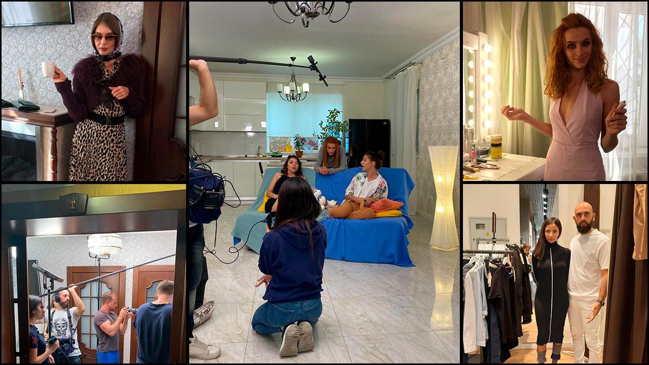 В Україні стартували зйомки молодіжного серіалу «3×3 – Оскароносні»