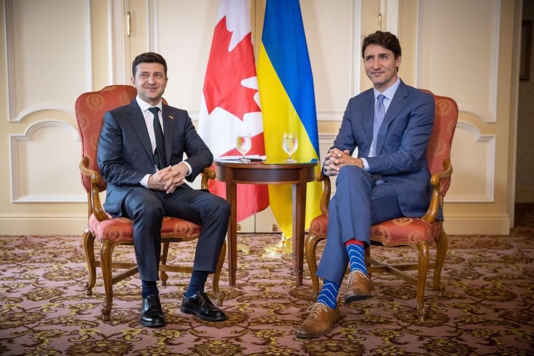 Канада ратифікувала Угоду про спільне аудіовізуальне виробництво з Україною