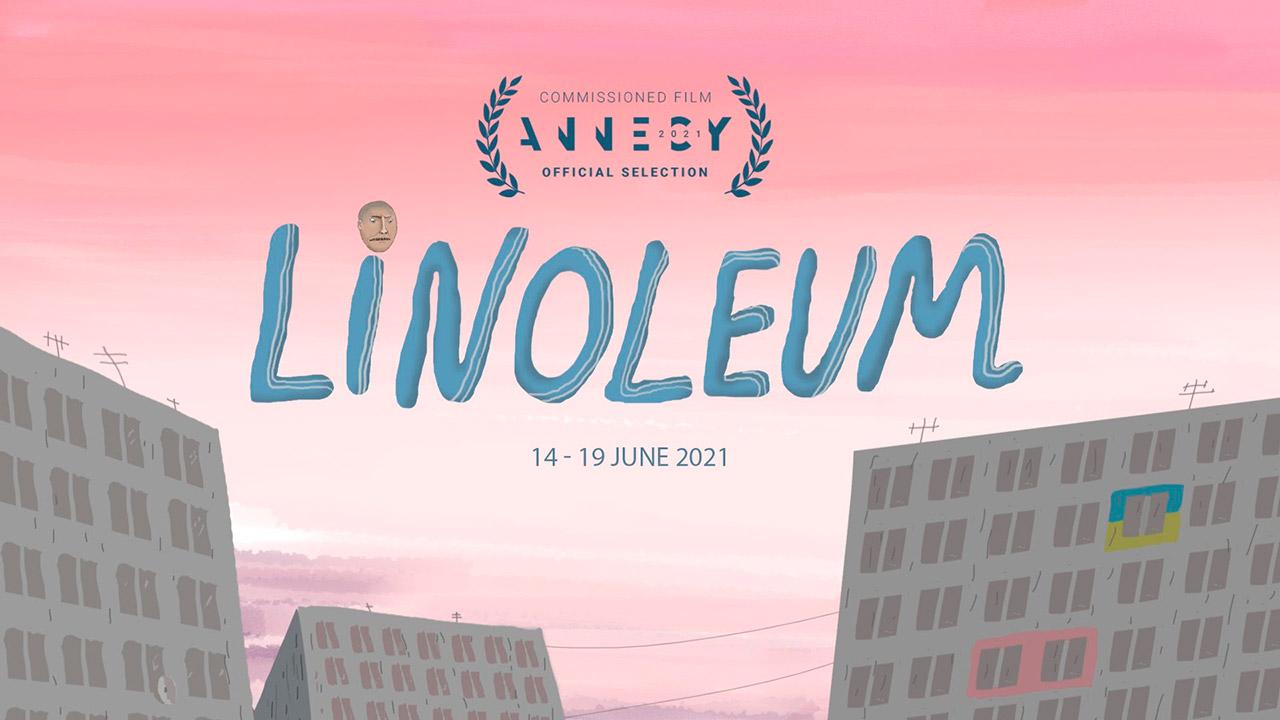 Трейлер фестивалю LINOLEUM 2020 потрапив на найбільший анімаційний фестиваль