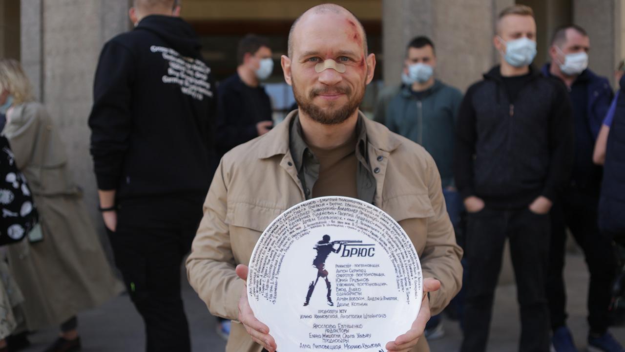 Кіно по-голлівудськи: ICTV знімає новий бойовик «Брюс»