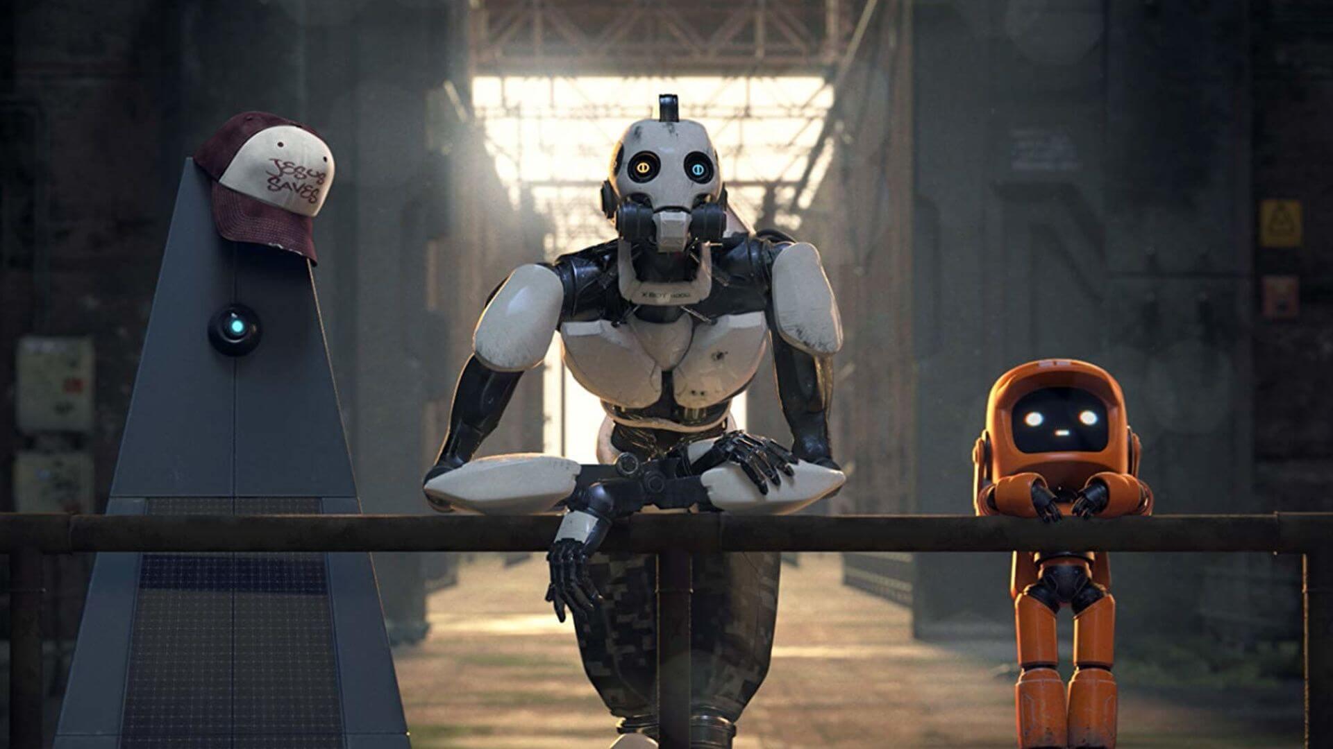 """14 травня виходить друга збірка анімаційної антології """"Любов. Смерть. Роботи"""""""