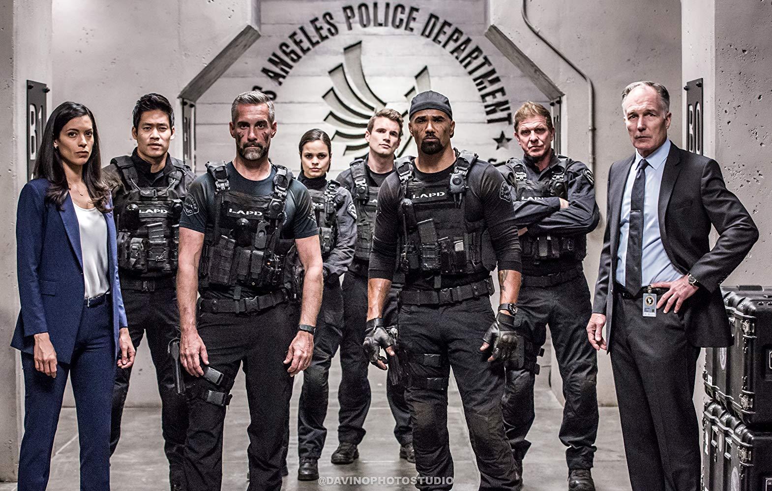 Кращі серіали про поліцейських
