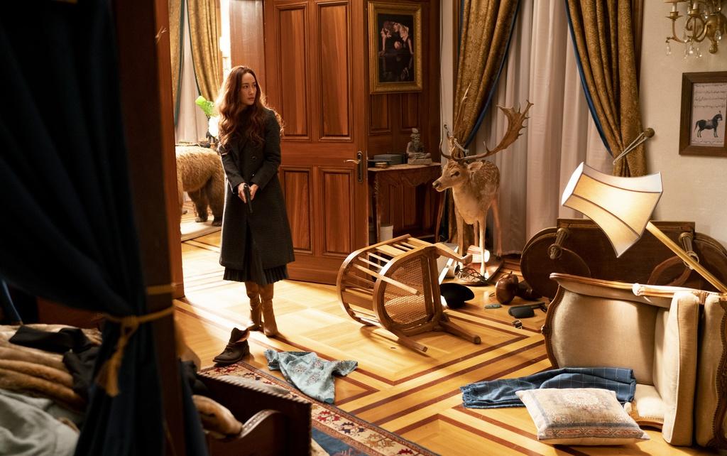 Кодекс кілера: Трейлер нового кримінального бойовика від режисера «007: Казино Рояль»
