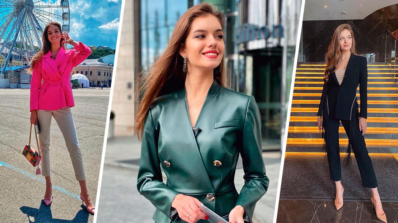 На чому заощаджують, а на що сміливо витрачають гроші українські зірки: Олександра Кучеренко стала ведучою нової рубрики на ICTV