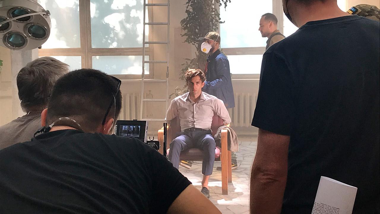 Випускник Ukrainian Film School став партнером Жан-Клод Ван Дамма в новому комедійному бойовику для Netflix