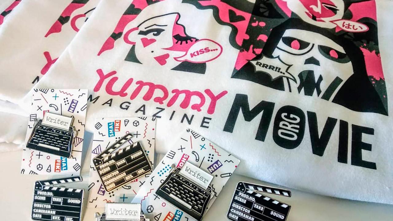 Перші 100 000 читачів на YummyMovie Magazine. Дякуємо!