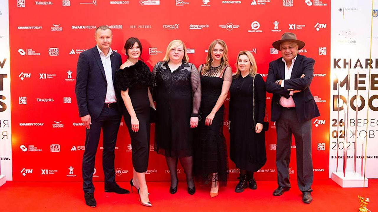 Відбулось урочисте відкриття ювілейного кінофестивалю Kharkiv MeetDocs